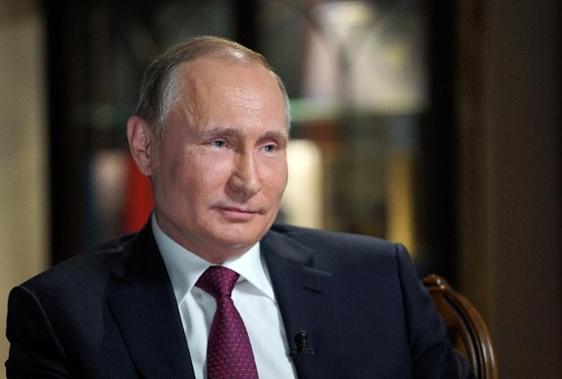 Russian President Vladimir Putin's spokesman has rejected as 'unfounded' the claims it was behind the poisoning of a Russian double agent