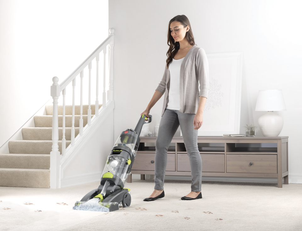 Take this Hoover for a walk and watch it do its business. (Photo: Walmart)