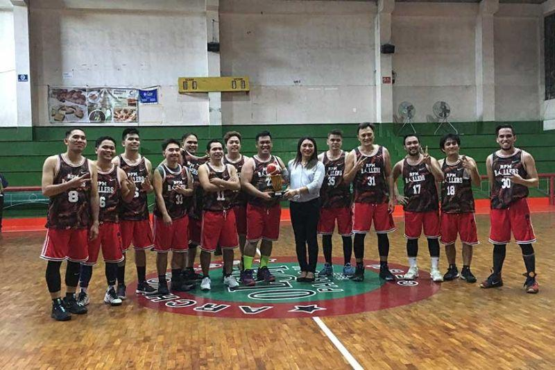 Mora Dribblers win 2nd straight Picpa title