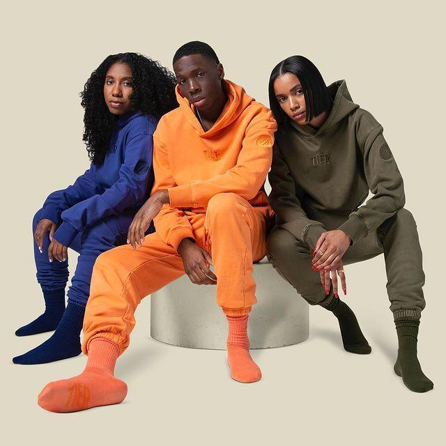 """<p>The Brooklyn-based designers are known for their attention to detail and quality fabrics. The proof is in the substantial terry-cotton sweat suits and pliable biker shorts.</p><p><a href=""""https://www.instagram.com/p/CH5bpkGH5Aw/"""" rel=""""nofollow noopener"""" target=""""_blank"""" data-ylk=""""slk:See the original post on Instagram"""" class=""""link rapid-noclick-resp"""">See the original post on Instagram</a></p>"""