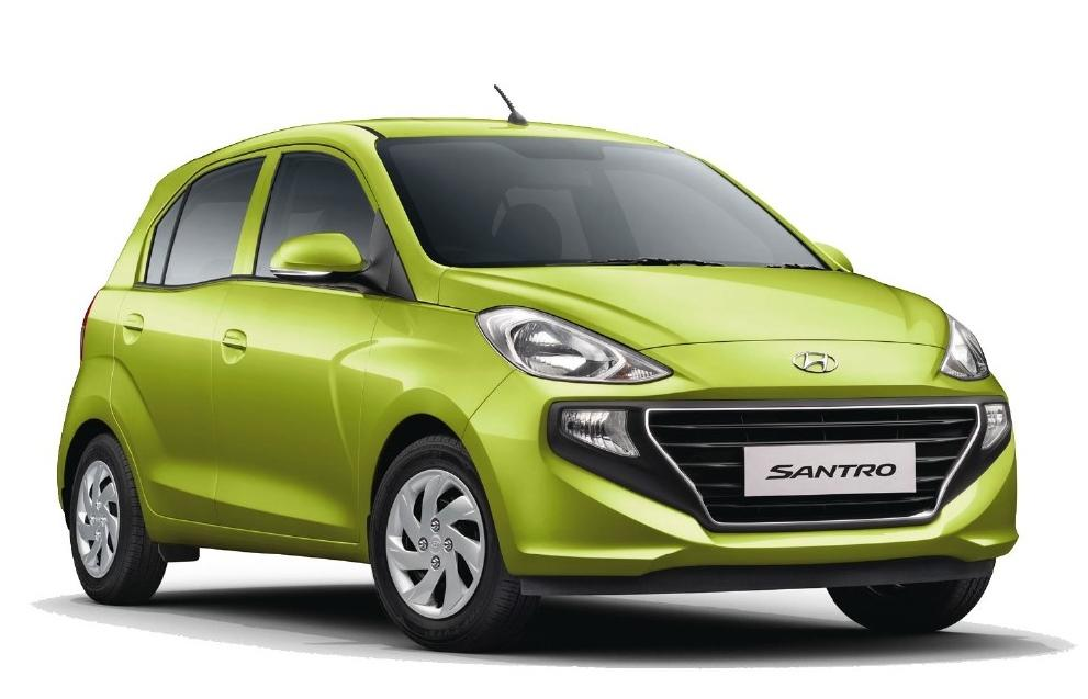 <p>Hyundai Santro: The Santro name coming back was one of the biggest events on the Indian automobile calendar this year. This is the Santro re-imagined for 2018 and that means a well equipped and a smartly done hatch that brings in a new standard in its class. </p>
