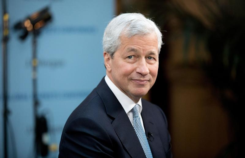 Good news for JPMorgan CEO Jamie Dimon. Bad news for just about everybody else. (Photo: Bloomberg via Getty Images)