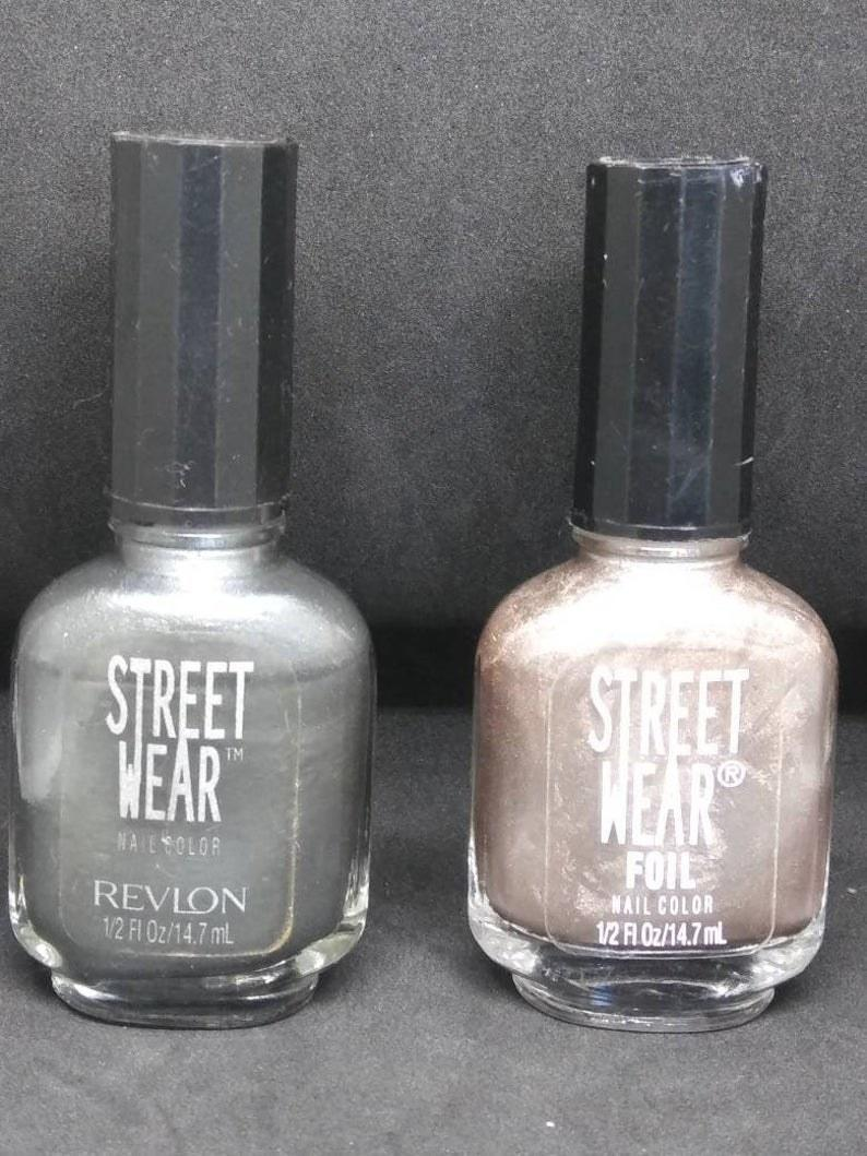 Two Street Wear nail polishes