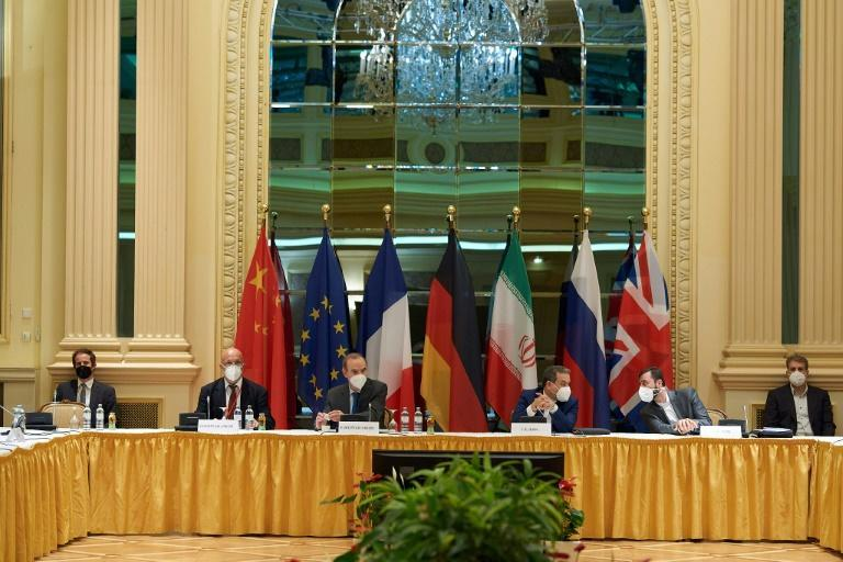 Remaining parties to the 2015 nuclear deal between Iran and world powers this weekend adjourned a third round of talks seeking to revive the troubled accord