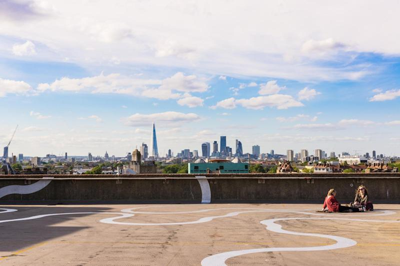 Crowned the winner: Peckham has topped the list of the best places to live in London: Shutterstock / DrimaFilm