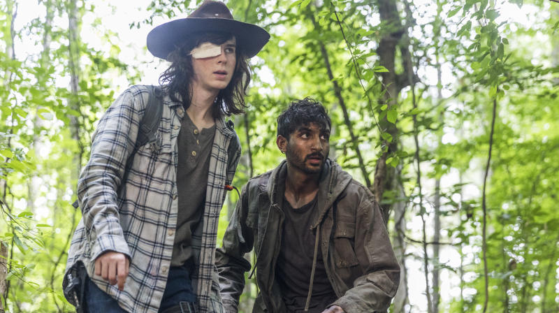 'Walking Dead' Fan Notices Hilariously Obvious Pattern