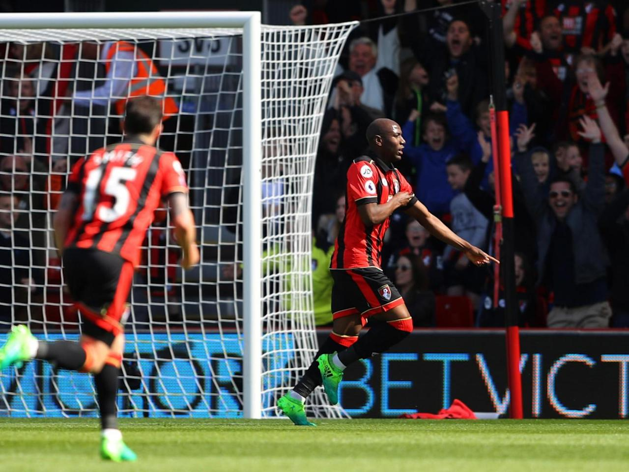 Bournemouth deal 10-man Middlesbrough big setback in relegation fight