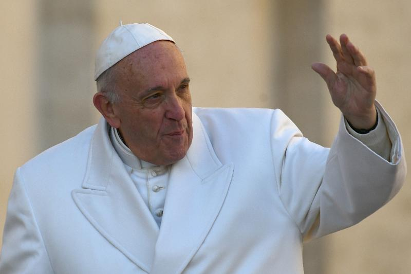 Pope Francis is expected to visit all three Baltic states in September 2018