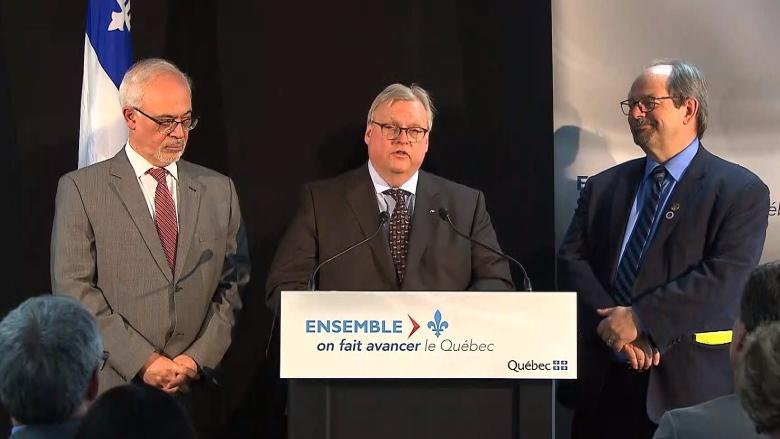 Quebec promises new Lakeshore General ER, eventually