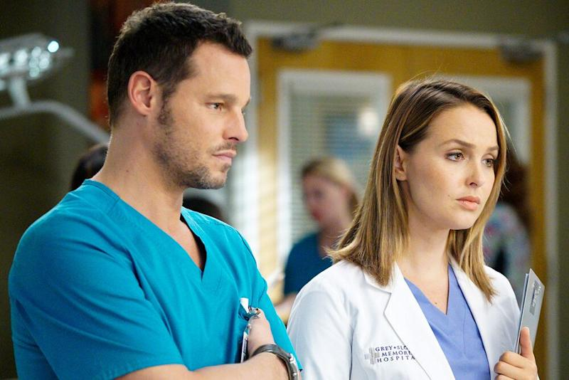 Justin Chambers and Camilla Luddington | Jennifer Clasen/ABC