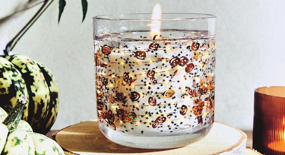 Marks and Spencer launches Spiced Pumpkin candle with Halloween just around the corner. (M&S)