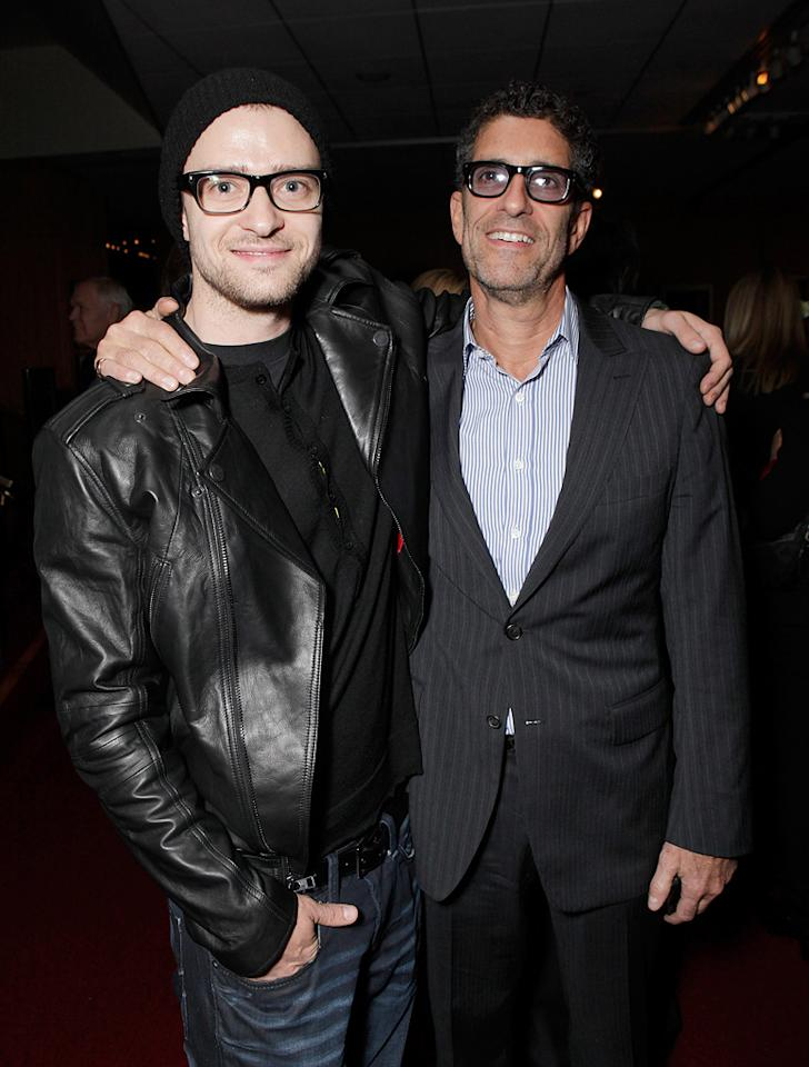 "<a href=""http://movies.yahoo.com/movie/contributor/1802867309"">Justin Timberlake</a> and <a href=""http://movies.yahoo.com/movie/contributor/1800025224"">Joel Coen</a> attend the Los Angeles screening of <a href=""http://movies.yahoo.com/movie/1810153253/info"">True Grit</a> on December 9, 2010."