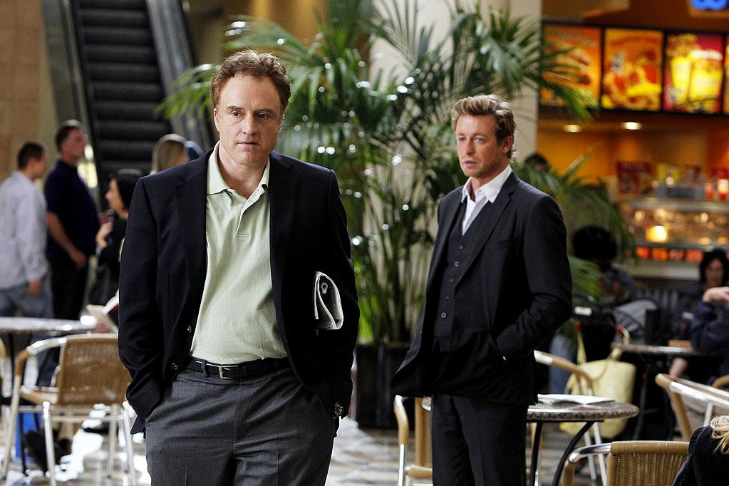 "BEST: ""<a href=""/mentalist/show/43011"">The Mentalist</a>"" — After seasons and seasons of searching for Red John, the serial killer who murdered his wife and daughter, Jane finally met him. And it was Bradley Whitford! Not only was it shocking to see Josh Lyman in this murderous role but also it was amazing to watch Jane shoot the killer in broad daylight in cold blood. So, will they have to bring each week's suspects to jail next season so Jane can question them?"