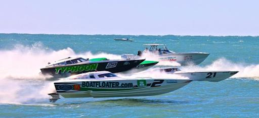 Bimini Readies For Powerboat Tournament