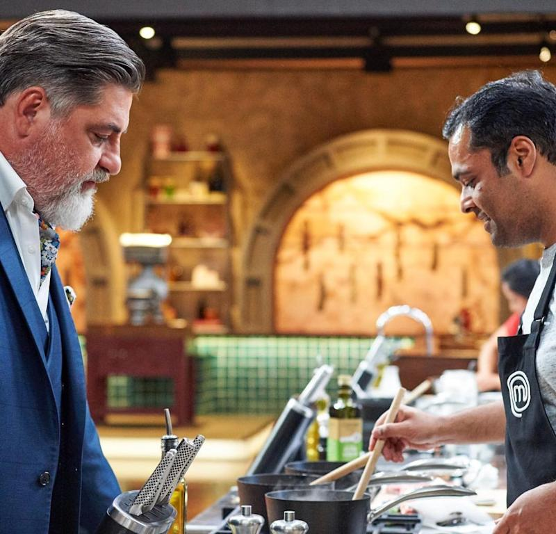 MasterChef Australia contestant Sandeep Pandit has recently been at the top of his game on the reality cooking show