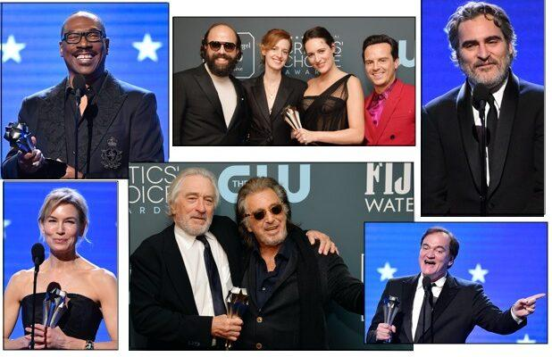 Critics' Choice Awards: The Complete List of Winners