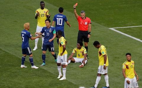 What a World Cup it's been! Penalties, VAR, own goals, counter-attacks and just lots of lovely goals all over the place - it's been great fun. But who has impressed so far? Who looks good to make it all the way to the final? Are there any surprises? Having watched every single game so far, here's a run-down of all 32 teams. 32. Saudi Arabia The Saudi Arabia team full of hope before their hapless 5-0 thrashing against the hosts Credit: Getty Images After a promising opening five minutes full of Barcelona-esque tip-tap football and fluid movement, Saudi Arabia put in one of the worst international performances I've ever seen. The centre-backs couldn't string a pass together, the wide players showed some fantastic first-touches and then gave the ball away immediately, offered no threat going forward and let an extremely ordinary Russia score five past them. If they'd been playing Mexico the referee would probably have stopped the game 60 minutes in to prevent it becoming a humanitarian crisis. 31. Panama Roman Torres turns away from Belgium's goal celebrations Credit: AFP Tried really hard, were fortunate with some refereeing decisions but ultimately offered little resistance to Belgium, who made Panama look better than they are by hitting aimless long balls and being sloppy in midfield. Had a few promising moments but won't get out of the group. 30. South Korea Son Heung-min (right) after South Korea's defeat to Sweden Credit: AP Undone by a (correct) VAR decision, South Korea can't really complain about their opening game defeat. They hardly got going, Son Heung-min was barely in the game and the defensive 4-4-2 shape meant they were barely able to construct passing moves that might concern the equally dull Sweden they were up against. 29. Nigeria Victor Moses argues with the referee over the penalty awarded to Croatia Credit: Getty Images Ahorrible performance from a group of players who didn't seem to grasp quite how important their opening game at the World Cup wa
