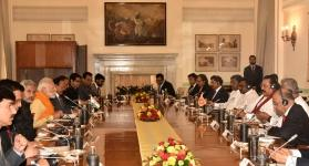 India is in Lanka scheme of things, but not Tamils