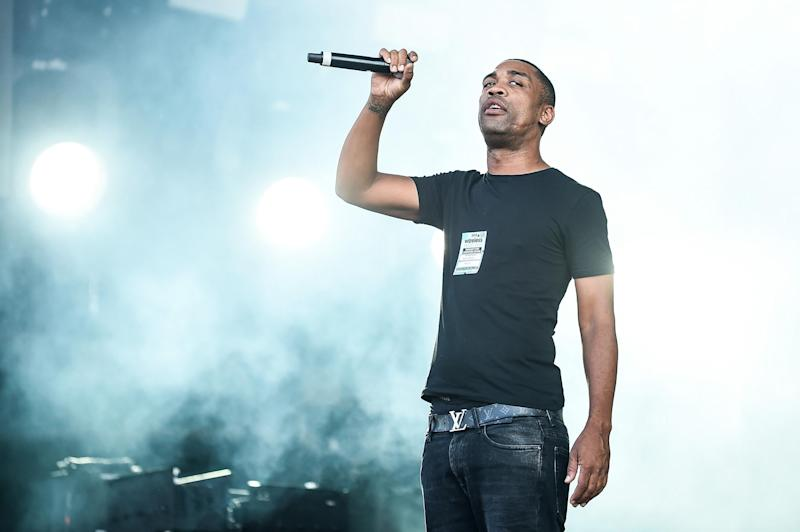 Wiley performing at Wireless Festival in 2018 (Getty Images)