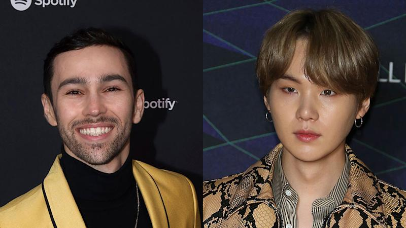 Is BTS' Suga Collaborating with Max Schneider? ARMYs Just Caught the Biggest Clue