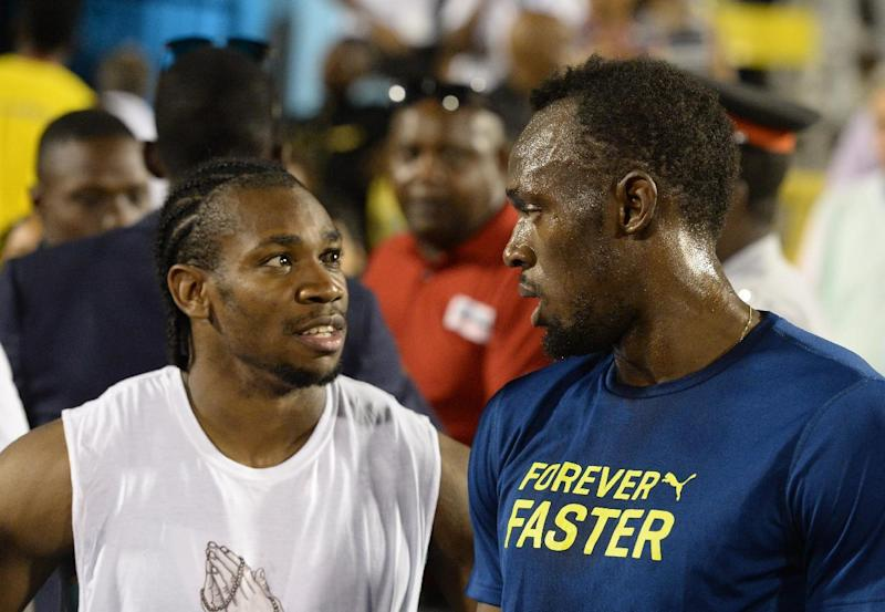 Injury anxieties grow but Bolt says