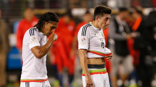 For the first time since they missed out in 1991 the South American championship will take place without El Tri as one of the invited guests