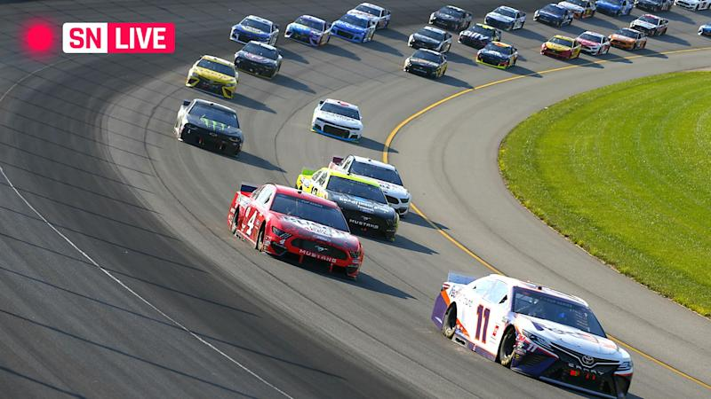 NASCAR at Michigan: Results, highlights from Sunday's Consumers Energy 400