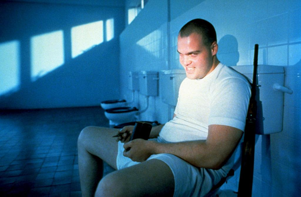 "In order to play unhinged Private Leonard ""Gomer Pyle"" Lawrence in Stanley Kubrick's ""Full Metal Jacket,"" the actor gained a whole Hollywood starlet in weight -- 70 pounds of flab for the 1987 film. His record still stands today. Warner Bros/Courtesy Everett Collection"