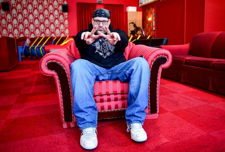 Originally from Saudi Arabia, Big Hass, with his signature bandana and white beard, founded The Beat DXB which organises live performances and promotes regional artists