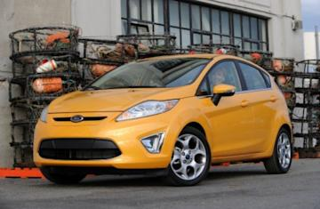 63% of Fiestas were purchased by Ford owners.