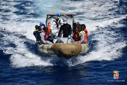 Italy insists 'no invasion' after spike in migrant arrivals