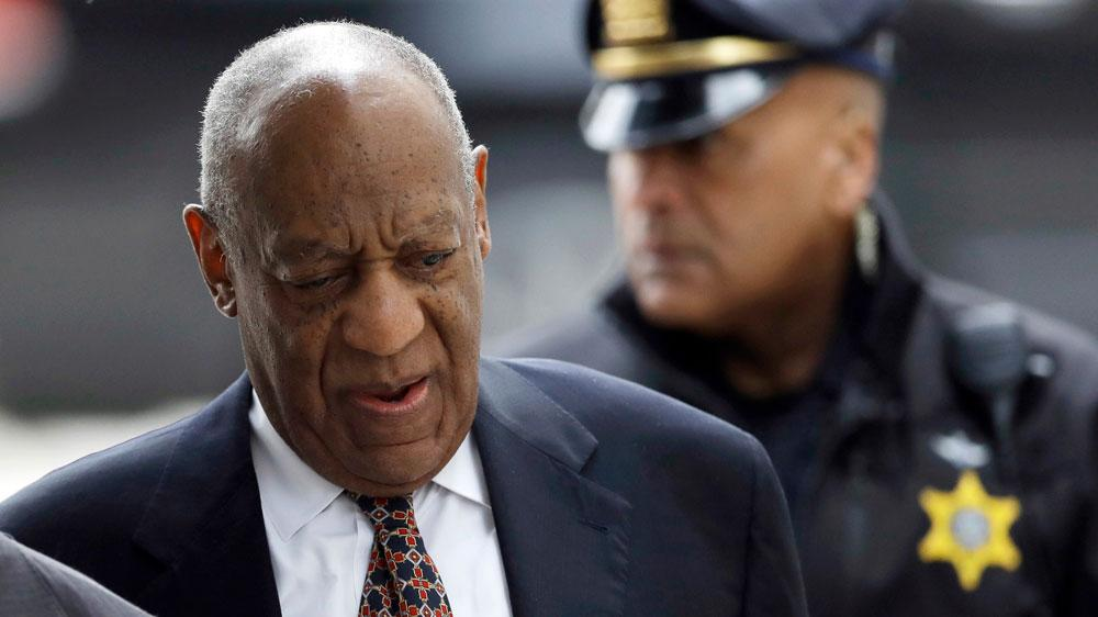 Bill Cosby Confronts Main Accuser Andrea Constand At Trial