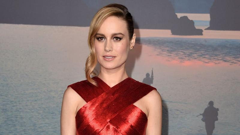Brie Larson's 'Captain Marvel' Costume Has Fans Freaking Out -- Here's Why!