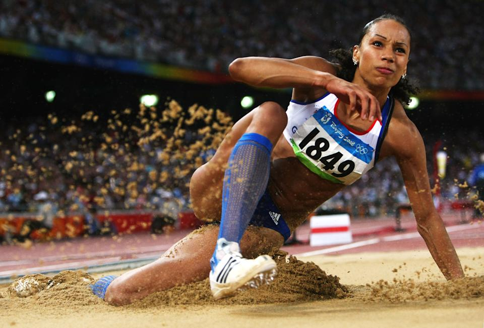 Jade Johnson missed out on London 2012. (Credit: Getty Images)