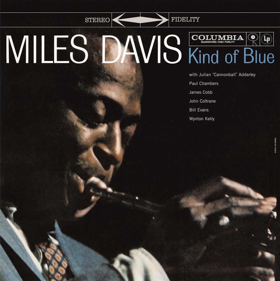 Miles Davis, Kind of Blue (Vinyl)