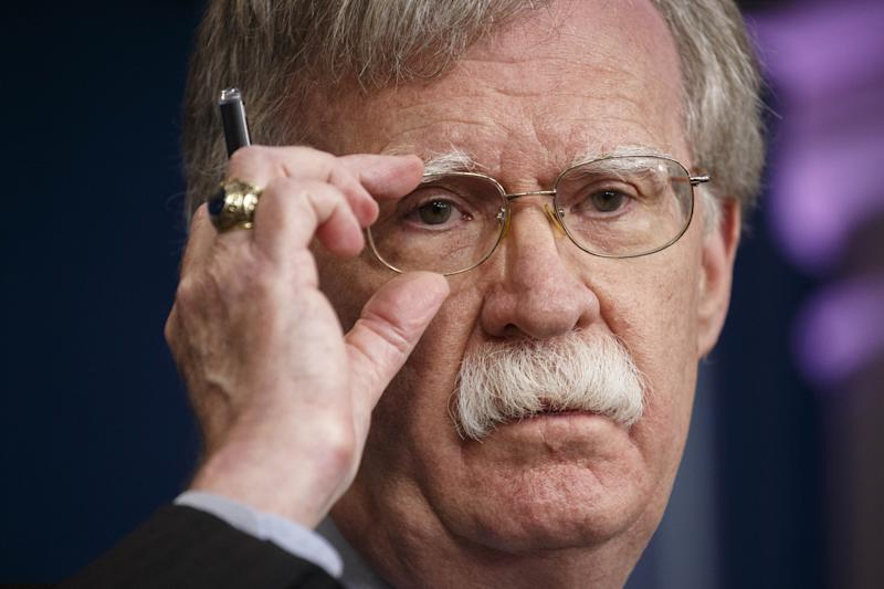 Khashoggi Tape Doesn't Implicate Saudi Prince, Bolton Says