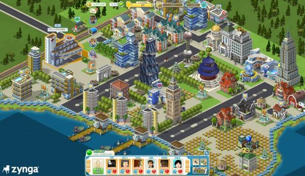 Zynga launching a new version of CityVille in mainland China