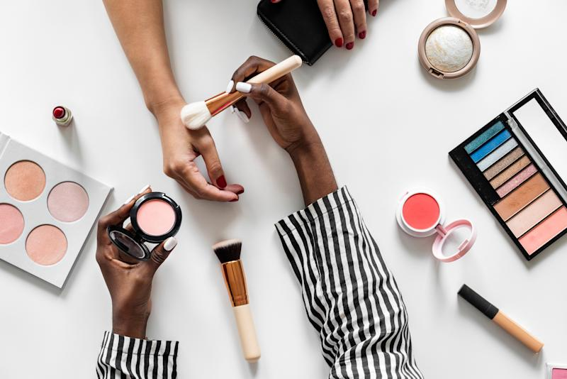 """Buying from<a href=""""https://www.cosmopolitan.com/style-beauty/beauty/g8971210/black-girl-beauty-products/"""" target=""""_blank"""" rel=""""noopener noreferrer"""">Black-owned businesses</a>is just<a href=""""https://www.cosmopolitan.com/politics/a32711399/how-to-help-black-lives-matter-support-protestors/"""" target=""""_blank"""" rel=""""noopener noreferrer"""">one of the many ways</a>to show allyship. (Photo: Rawpixel via Getty Images)"""