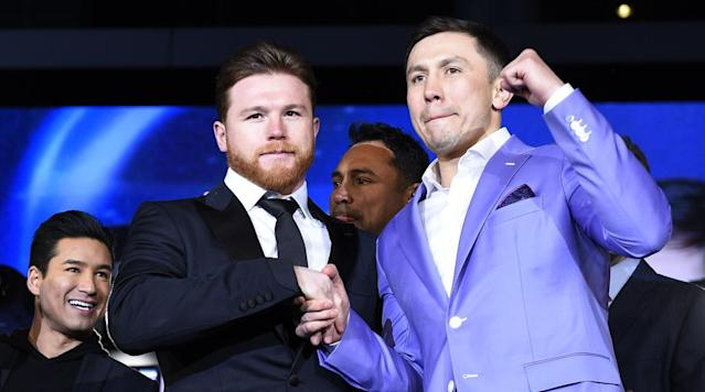 Gennady Golovkin and Canelo Alvarez are less than two months away from their much anticipated rematch and the buzz around it has only been increasing since it was revealed earlier this month that Alvarez failed a drug test.