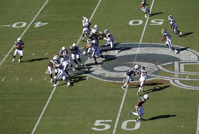 Chargers vs Rams 9/23/18