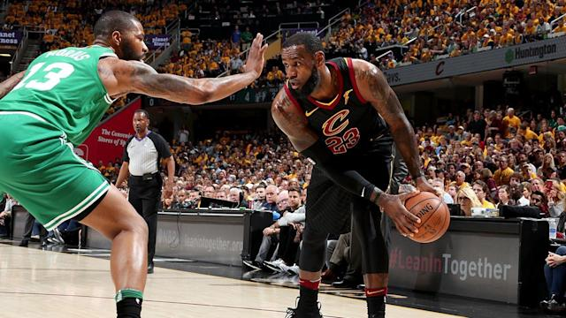 The Cleveland Cavaliers dominated the Boston Celtics in Game 3 of the Eastern Conference Finals. Has LeBron James and his supporting cast proven that they they skills to take over the series?