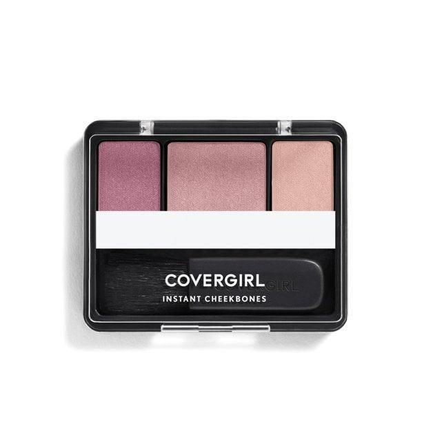 <p>This <span>COVERGIRL Instant Cheekbones Contouring Blush</span> ($6) contains all of the shades you need to sculpt your complexion and enhance your glow. If these hues don't speak to you, fear not - there are three other palette options!</p>
