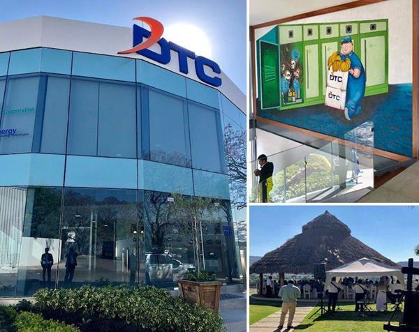 DTC opens a new dedicated Capstone facility in Guadalajara:DTC cuts the ribbon on its new facility with dozens of current and potential customers.