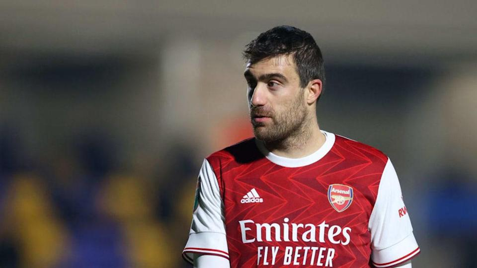 Sokratis Papastathopoulos | James Chance/Getty Images