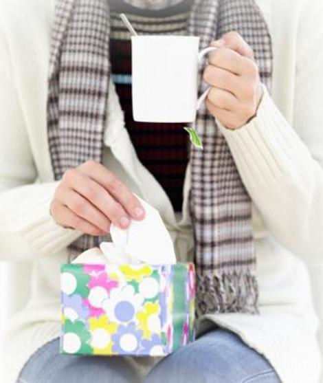 Feel a cold coming on? Try this remedy!