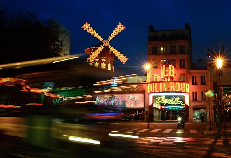 France, with its famous Pigalle red light district in Paris (pictured), has long held a reputation for being a hotbed of European libertinism (AFP Photo/Franck Fife)