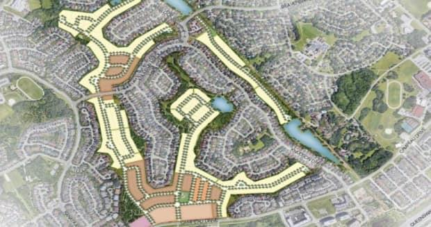ClubLink had proposed 1,544 homes and apartments on the Kanata Golf and Country Club.