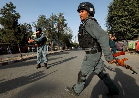 Afghan president denounces deadly Kabul attack