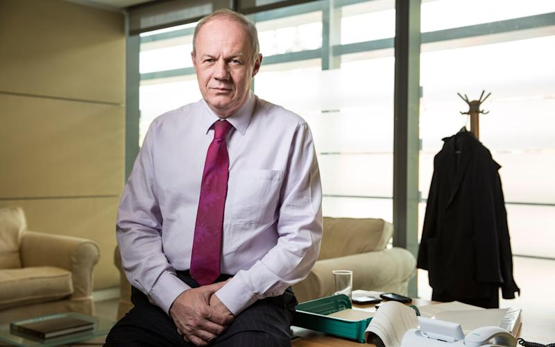 Damian Green - Credit: Andrew Crowley