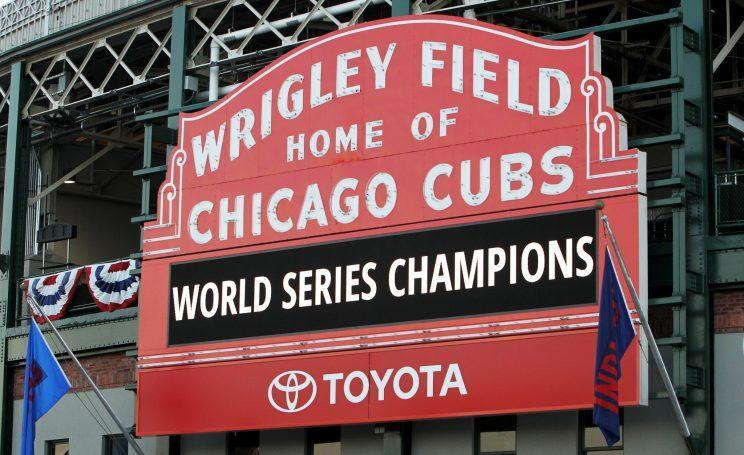The Cubs' World Series win was pretty expensive for Chicago. (Getty Images)